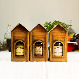 Bee Hive Honey Gift