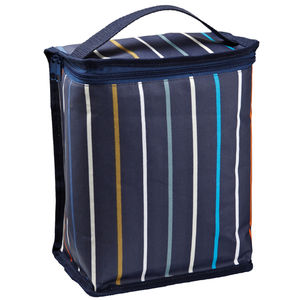 Eastcoast Stripe Upright Lunch Bag