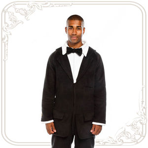 Tuxedo Onesie - men's fashion