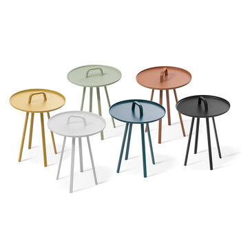 Tora Handle Side Table