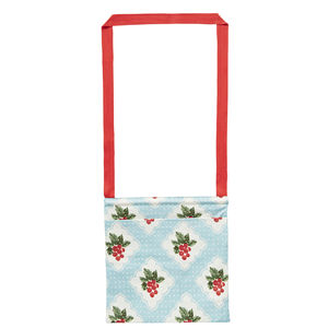 Cherry Print Peg Bag - view all sale items
