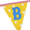 'Happy Birthday' Bunting