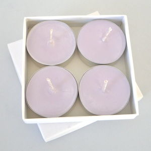 Lilac Scented Tea Lights