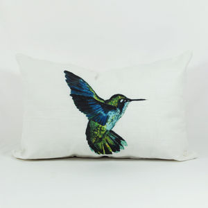 Hummingbird Cushion Covers