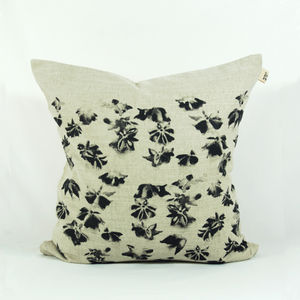 Star Anise Cushion Cover - decorative accessories