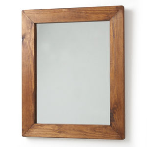Old Wood Framed Mirrors - mirrors