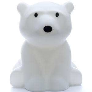 Bear Nursery Lamp - children's lighting