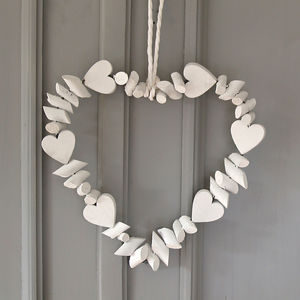 Multi Heart Hanging Decoration