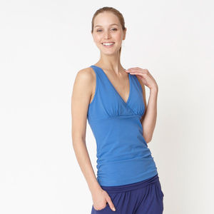 Organic Cotton Flow With It T Shirt - activewear