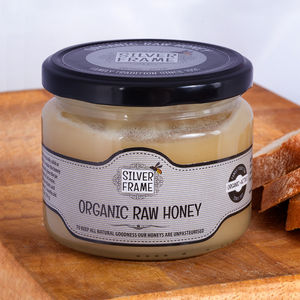 Organic Raw Honey - organic food & drink