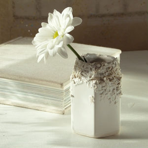 Truffle Mini Vase Jam Jar