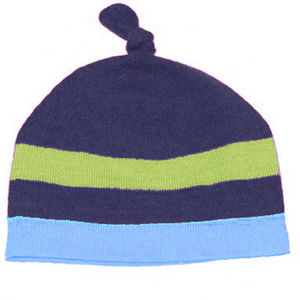 Girls And Boys Super Stripe Cashmerino Hats