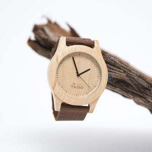 Bear Wood Watch - gifts for brothers