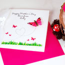 Personalised mummy card for mothers day
