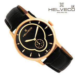 Montreux Gold Small Seconds Watch - men's jewellery
