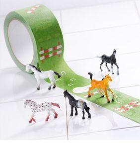 My First Horse Show Sticker Roll