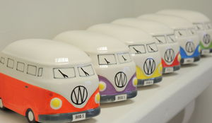 Camper Van Moneybox - money boxes