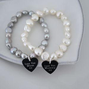 Mothers Pearl Bracelet - mother's day gifts