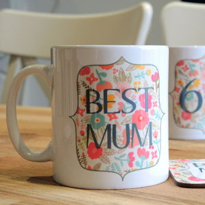 Personalised Best… Mug - gifts for the home