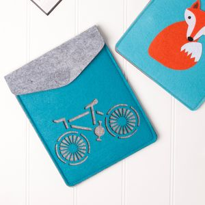 Bicycle Tablet Case - laptop bags & cases