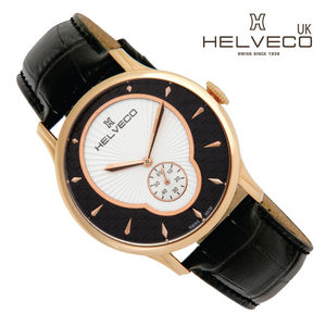 Two Toned Dial Rose Gold Montreux Watch