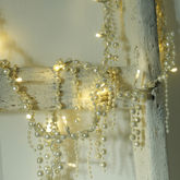 Elegant Pearl Fairy Lights - christmas decorations