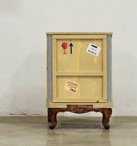 Packing Crate Style Cabinet / Drawer Unit - children's furniture
