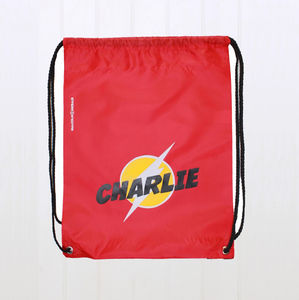 Personalised Flash Bag