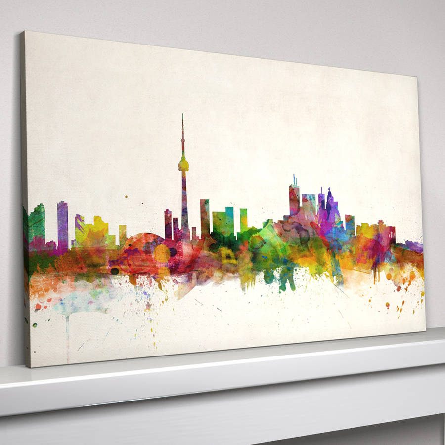 Large Canvas Prints Canada