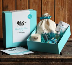 Blanche The Blues Bath Ritual Recipe Kit