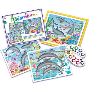 Watercolour Painting Art Set - educational toys