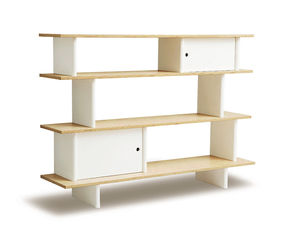 Children's Modern Bookcase Unit - baby's room