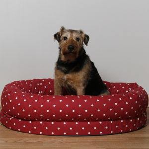 Snuggle Dog Bed - dogs