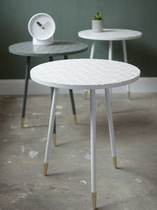 Gold Tip Table - children's furniture