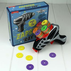 Zapster Ray Gun Vintage Childs Toy