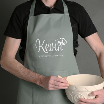 Personalised King Of The Kitchen