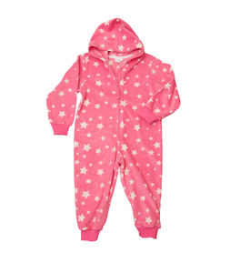 Hooded Micro Fleece Onesie
