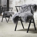 Finest Icelandic Luxury Grey Sheepskin