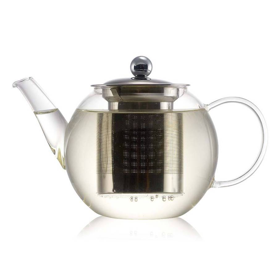 Xian glass teapot with infuser by the exotic teapot - Tea pots with infuser ...
