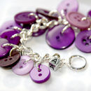 Button Charm Bracelets - Personalised