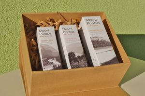 Damanged Skin Mothers Day Organic Gift Box - organic pampering sets