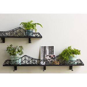 Iron Bridge Shelf Unit - furniture