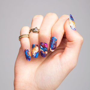 Awe Nail Wraps - gifts for teenagers