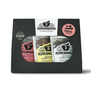 Peppermongers Exotic Gift Pack