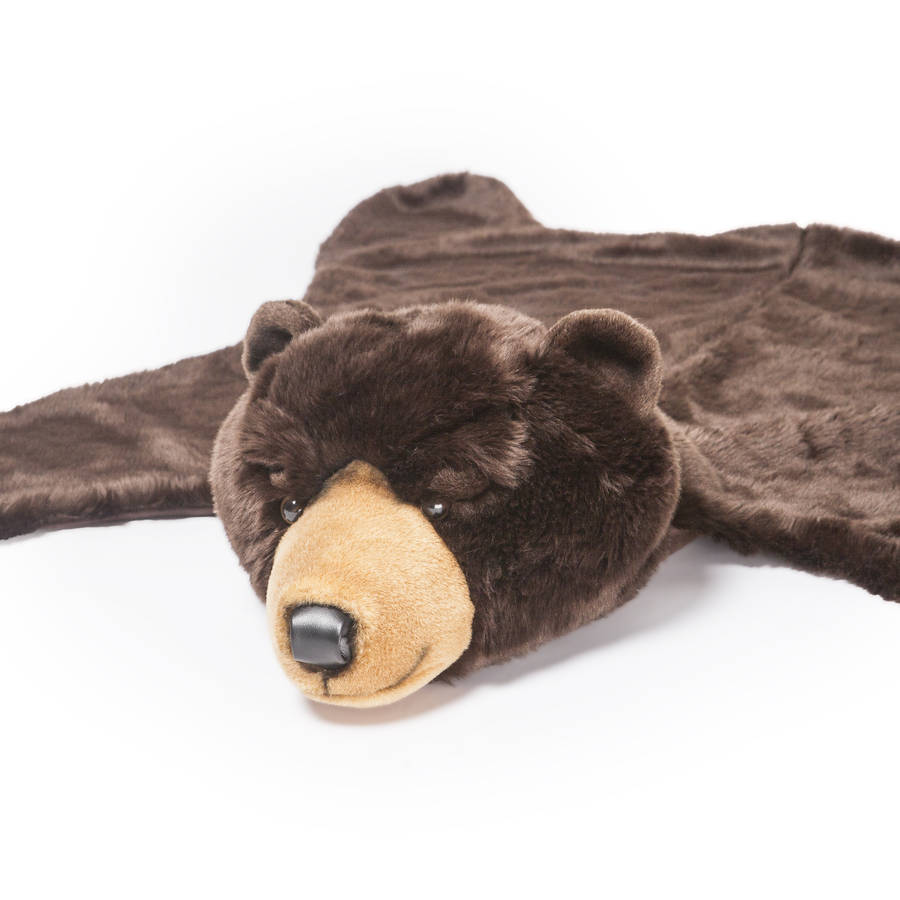 Bear Rug By Nubie Modern Kids Boutique