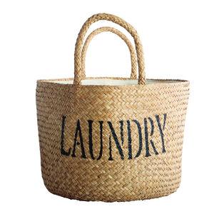 Printed Laundry Basket