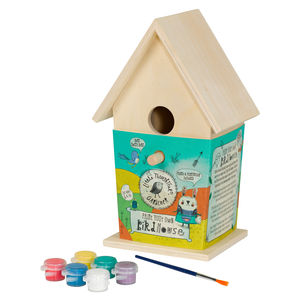 Decorate Your Own Bird House - gifts for babies & children