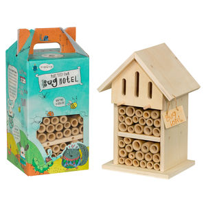 Build Your Own Insect House - birds & wildlife