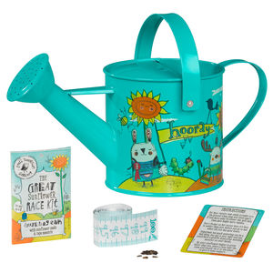 Watering Can And Seed Set