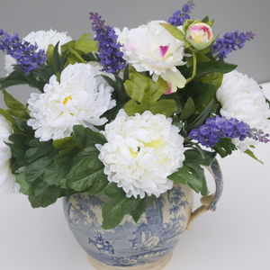 White Chrysanthemum - flowers